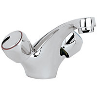 Vitale Rotary Basin Mixer inc Waste
