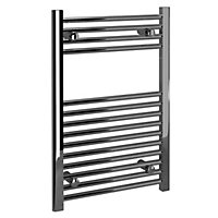 Vitale Towel Warmer with Straight Rails 600 x 750mm- Chrome