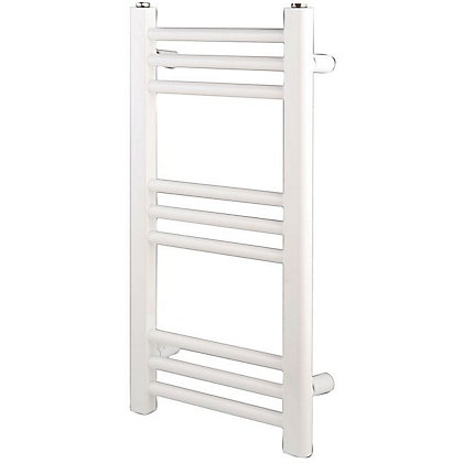 Image for Vitale Space-Saver Towel Warmer 340 x 700mm- White from StoreName