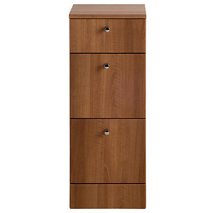 Image for Vitale Bold Drawer Unit 780 x 300mm in Walnut from StoreName