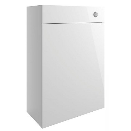 Image for Vitale Vibrant WC Unit 600mm in White Gloss from StoreName