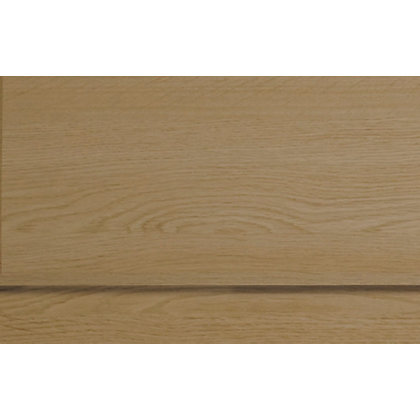Image for Vitale Vibrant Contemporary End Bath Panel 700mm Light Oak from StoreName