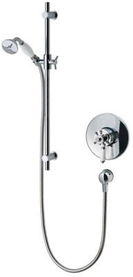 Traditinl Therm Concentric Mixer Shower