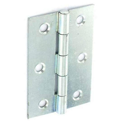 Image for Butt Hinge Steel - 75mm from StoreName