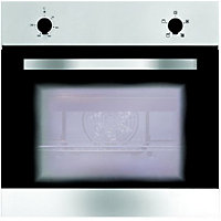 Matrix MS001SS Four Function Single Fan Oven