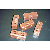 Fixing Block - Brown - 24 Piece