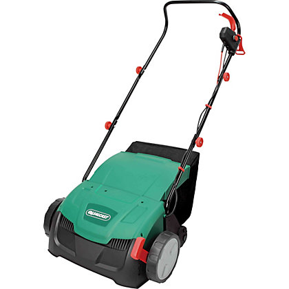 Image for Qualcast 1300W Scarifier and Raker from StoreName