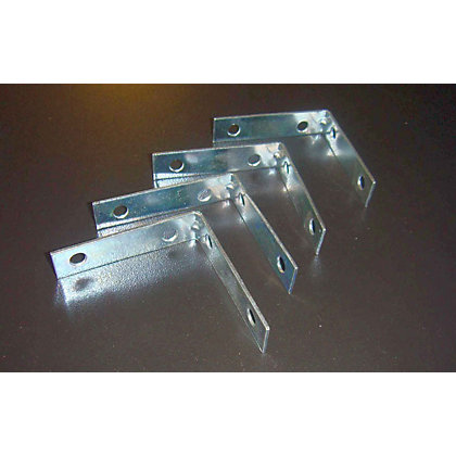 Image for Corner Brace - 63mm - 4 Piece from StoreName
