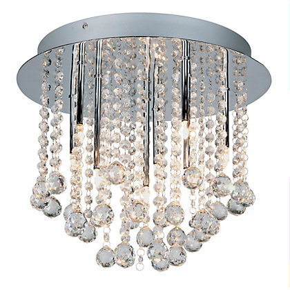 Image for Shiro 8 Light Fitting from StoreName