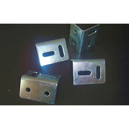 Image for Adjustable Fixing Bracket - 4 Piece from StoreName