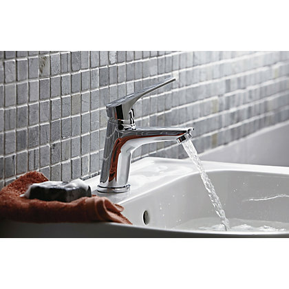 Image for Bristan Vantage Easyfit Basin Mixer - Chrome from StoreName