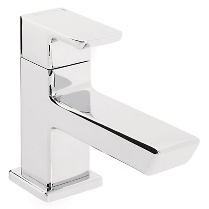 Image for Bristan Cobalt Basin Taps - Chrome from StoreName