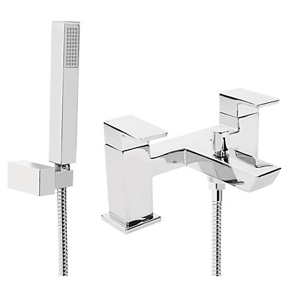 Image for Bristan Cobalt Bath Shower Mixer from StoreName