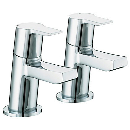 Image for Bristan Pisa Bath Taps - Chrome from StoreName