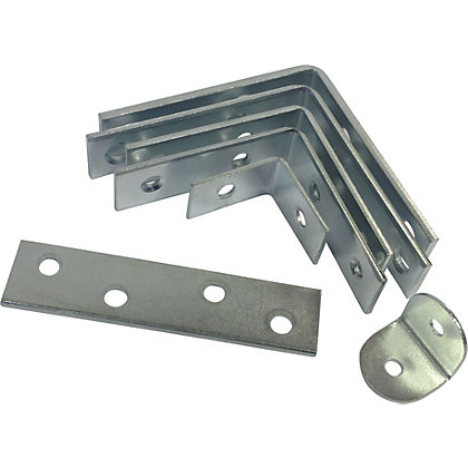 Image for Assorted Corner Brace Set - 26 Pack from StoreName