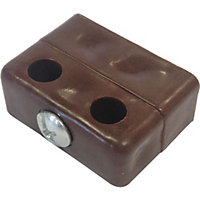 Assembly Block Brown -  8 Packs