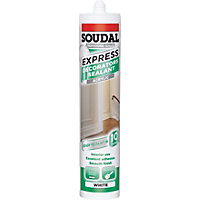 Soudal Express Decorative Sealant - White