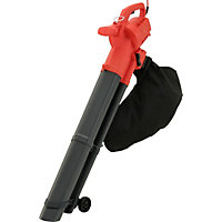 Sovereign 2600W Garden Blower and Vacuum