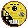 Stanley 125mm Drill Hook and Loop Backing Pad - STA32292-XJ