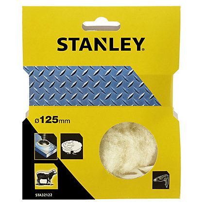 Image for Stanley 125mm Lambswool Bonnet - STA32122-XJ from StoreName