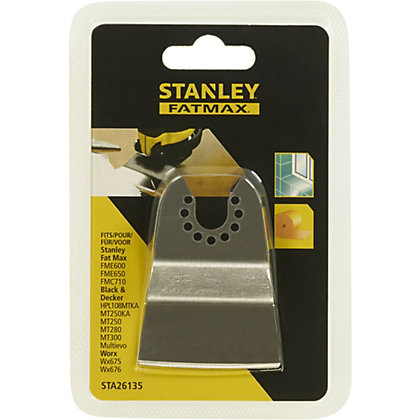Image for Fatmax 52x26mm HCS Rigid Scraper - STA26135-XJ from StoreName
