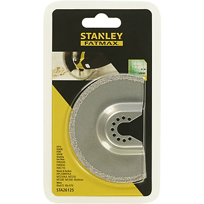 Image for Fatmax 92mm Carbide Disc Grout Removal - STA26125-XJ from StoreName