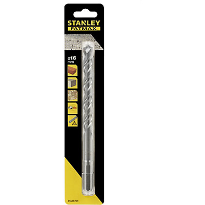 Image for Fatmax Masonry Drill Bit 16 x 200mm - STA58709-QZ from StoreName