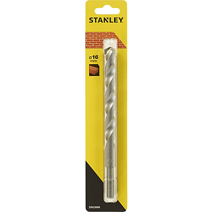 Image for Stanley Masonry Drill Bit 16 x 200mm - STA53060-XJ from StoreName