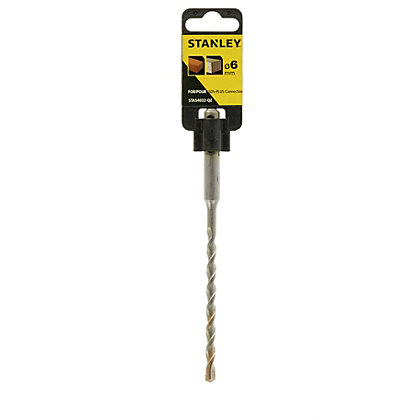 Image for Stanley SDS Drill Bit 6 x 160mm - STA54032-QZ from StoreName