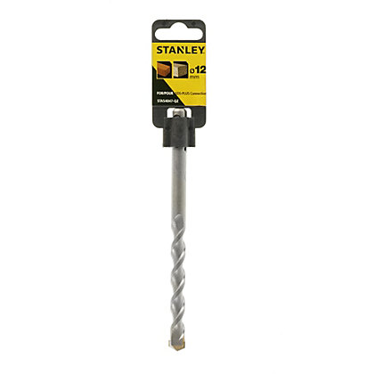 Image for Stanley SDS Drill Bit 12 x 160mm - STA54047-QZ from StoreName