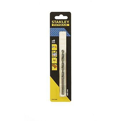 Image for Fatmax Bullet Metal Drill Bit 8mm - STA51088-QZ from StoreName