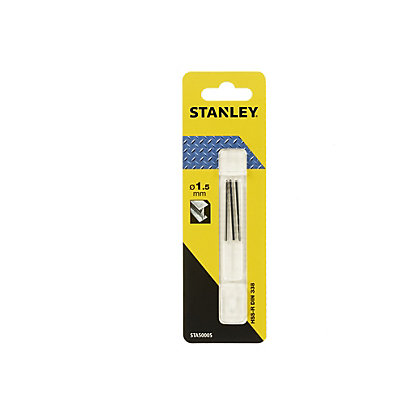 Image for Stanley Metal Drill Bit 1.5mm -STA50005-QZ from StoreName