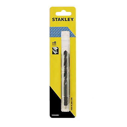 Image for Stanley Metal Drill Bit 8mm -STA50085-QZ from StoreName