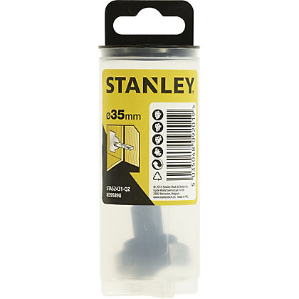 Image for Stanley Hinge-Hole Cutters 35mm -STA52431-QZ from StoreName