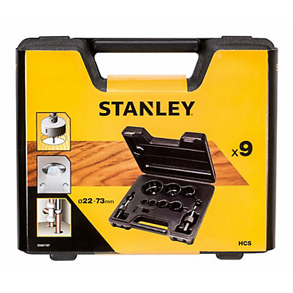 Image for Stanley Holesaw Set 7pc (22-73) - STA81197-XJ from StoreName