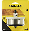 Stanley Holesaw Set 5Pc (68-100mm) - STA81025-XJ