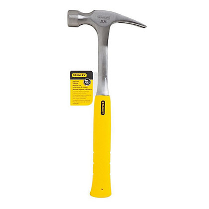 Image for Stanley Single Piece Steel Hammer - 20oz from StoreName