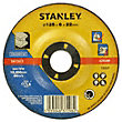Stanley 125mm Metal Grinding Disc - STA32055-QZ