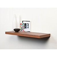 Duraline Floating Shelf - Walnut - 60cm