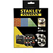 Stanley Fatmax 115mm Diamond & Bonded Disc Set - STA38085-XJ