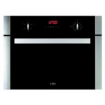 Image for CDA VK700SS Compact Steam Oven with Grill - Stainless Steel from StoreName