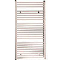 Vitale Ladder Towel Rail 340 x 776mm- White Gloss