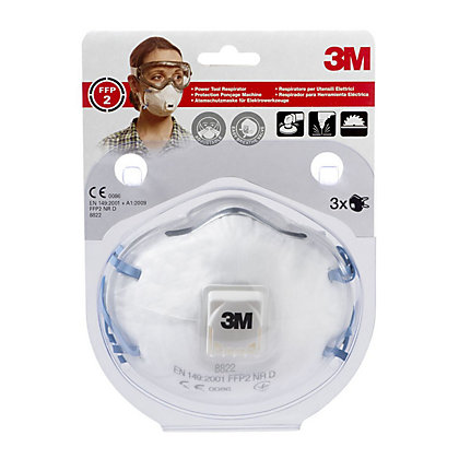 Image for 3M 9914 C2 Cup Shaped Particulate Respirator Mask With Exhalation Valve from StoreName
