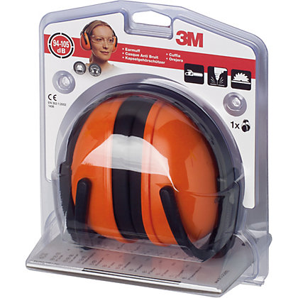 Image for 3M 1436 C1 Foldable Ear Muffs from StoreName
