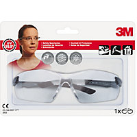 3M 2820 C1 Clear Impact Safety Spectacle