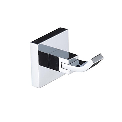 Image for Bristan Square Robe Hook from StoreName