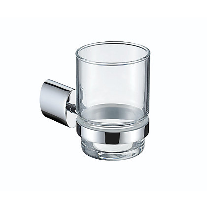 Image for Bristan Oval Tumbler and Holder from StoreName