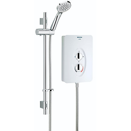 Image for Bristan Smile 8.5kW Electric Shower from StoreName