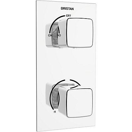 Image for Bristan Cobalt Dual Control Shower from StoreName