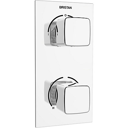 Image for Bristan Cobalt Shower - Integral Diverter from StoreName